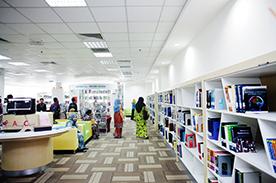 Uitm Branch Library Ptarpp
